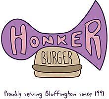 Honker Burger Since 1991 Photographic Print