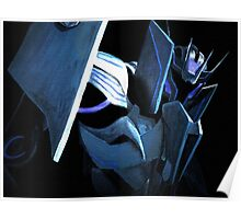 Transformers Prime: Soundwave Poster