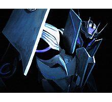 Transformers Prime: Soundwave Photographic Print