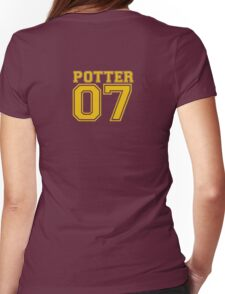 Quidditch Jersey Womens Fitted T-Shirt
