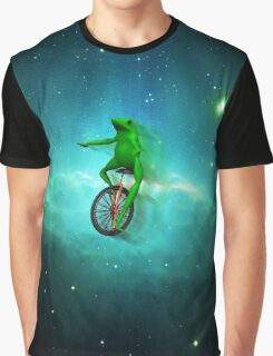 dat boi in space Graphic T-Shirt