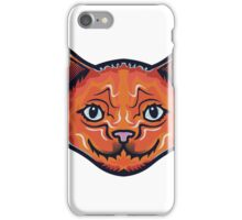 Wise Cat iPhone Case/Skin