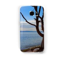 Lonely Tree | Orient, New York Samsung Galaxy Case/Skin