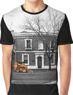 visiting the solicitor Graphic T-Shirt