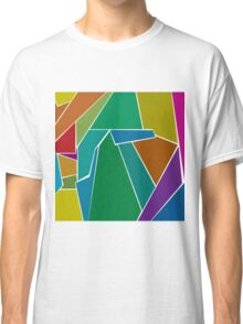 Soul, Multi Colored Memory and Impressions Classic T-Shirt