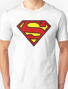 Washington Redskins Superman Unisex T-Shirt