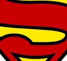 Washington Redskins Superman Sticker