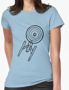 Star Trek - 'Draw Trek' Womens Fitted T-Shirt