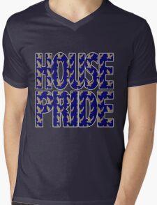 Ravenclaw House Pride Mens V-Neck T-Shirt