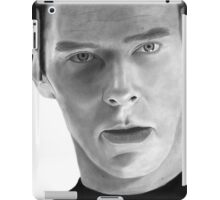 Benedict Cumberbatch - John Harrison - Khan iPad Case/Skin