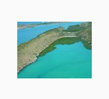 Flight from One Arm Point (Bardi) to Talbot Bay, Kimberley, Western Australia Unisex T-Shirt