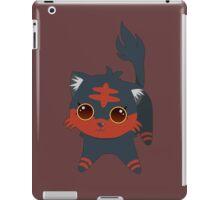 Chibi Litten iPad Case/Skin