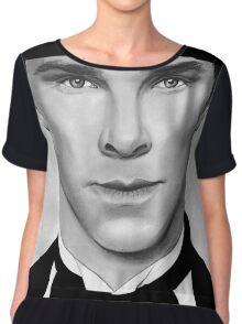 Sherlock - Benedict Cumberbatch Chiffon Top