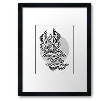 One 2 Framed Print