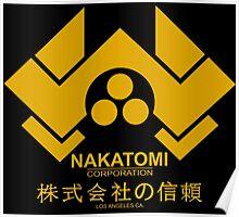 NAKATOMI HARD Poster