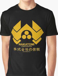 NAKATOMI HARD Graphic T-Shirt