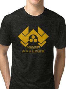 NAKATOMI HARD Tri-blend T-Shirt