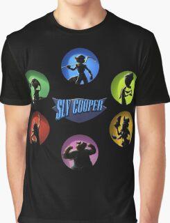 sly cooper 2016 nakula Graphic T-Shirt