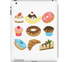 Pastry Party  iPad Case/Skin