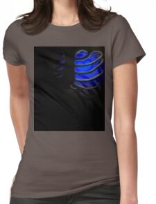 Your Soul - Blue - Integrity Womens Fitted T-Shirt