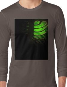 Your Soul - Green - Kindness Long Sleeve T-Shirt