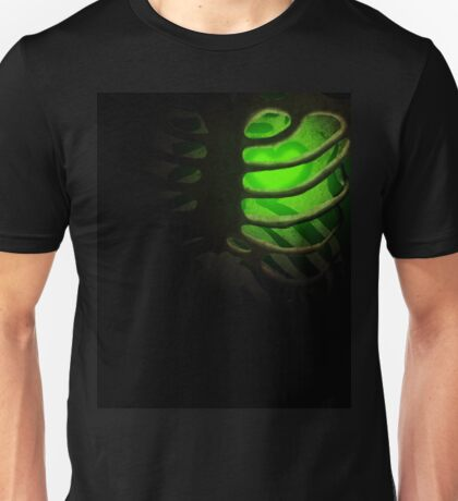 Your Soul - Green - Kindness Unisex T-Shirt