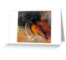 abstract 44613062 Greeting Card