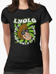 LYOLO Womens Fitted T-Shirt