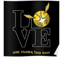 More Powerful than Magic  Poster