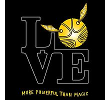 More Powerful than Magic  Photographic Print