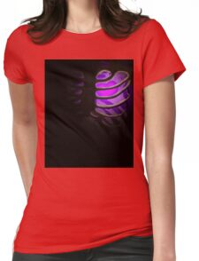 Your Soul - Purple - Perseverance Womens Fitted T-Shirt