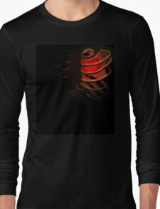 Your Soul - Red - Determination Long Sleeve T-Shirt