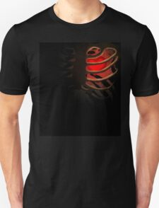 Your Soul - Red - Determination Unisex T-Shirt