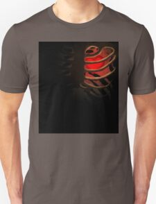 Your Soul - Red - Determination Unisex T-Shirt