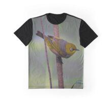 Silvereye Graphic T-Shirt