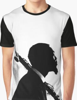 Eric Dolphy Bass Clarinet Graphic T-Shirt