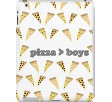 PIZZA > BOYS iPad Case/Skin