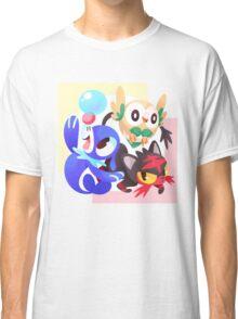 Sun / Moon Starters Classic T-Shirt
