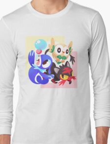 Sun / Moon Starters Long Sleeve T-Shirt