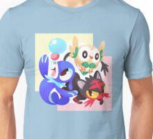 Sun / Moon Starters Unisex T-Shirt