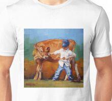 Reluctant Showgirl Unisex T-Shirt