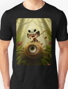 Cyclops Spider Unisex T-Shirt