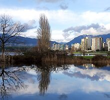Vancity Reflects by LinneaJean