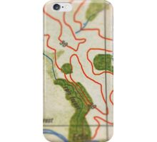 Map 2015 iPhone Case/Skin