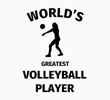 World's Greatest Volleyball Player Unisex T-Shirt