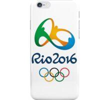 Rio de Janeiro 2016 iPhone Case/Skin