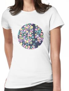 Losing my Marbles Womens Fitted T-Shirt