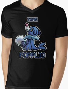 Team Popplio Mens V-Neck T-Shirt