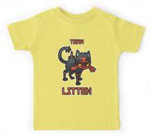 Team Litten Kids Tee