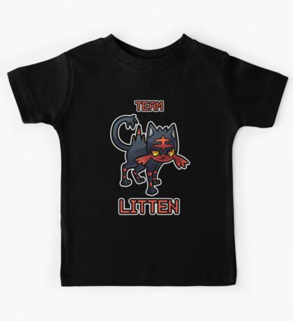 Team Litten Kids Tee
